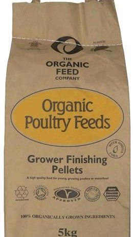 Organic Poultry Grower/Finisher