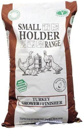 Turkey Grower/ Finisher Pellets