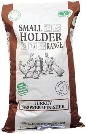 Turkey Grower / Finisher Pellets