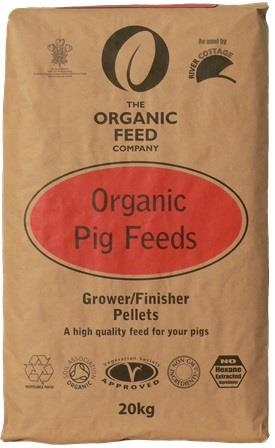 Organic Pig Grower/Finisher