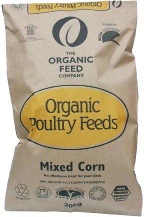 Organic Mixed Corn
