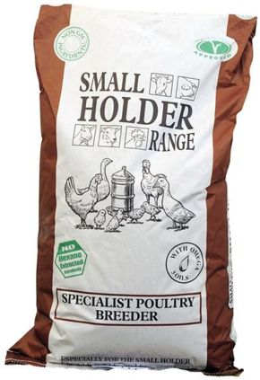 Specialist Poultry Breeder