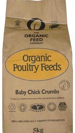 Organic Baby Chick Crumbs