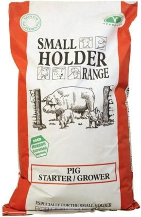 Pig Starter/Grower Pellets