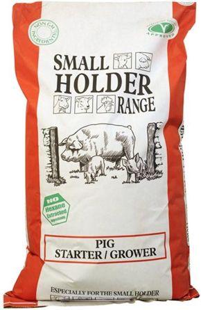 Pig Starter/Grower Pellets
