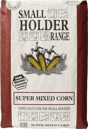 Super Mixed Corn Animal Feed Store Smallholder Range