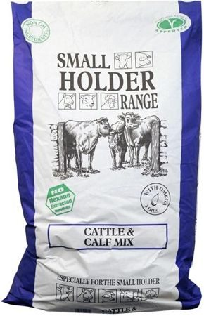 Cattle & Calf Mix