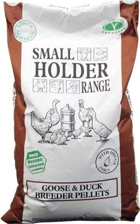 Goose & Duck Breeder Pellets