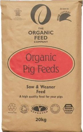 Organic Sow & Weaner Feed