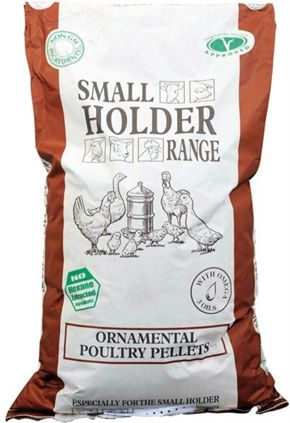 Ornamental Poultry Pellets