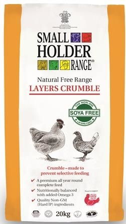 Natural Free Range Layers Crumble