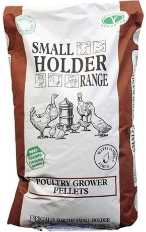 Poultry Grower Pellets