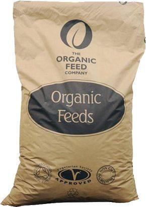 Organic Ewe & Lamb Feed